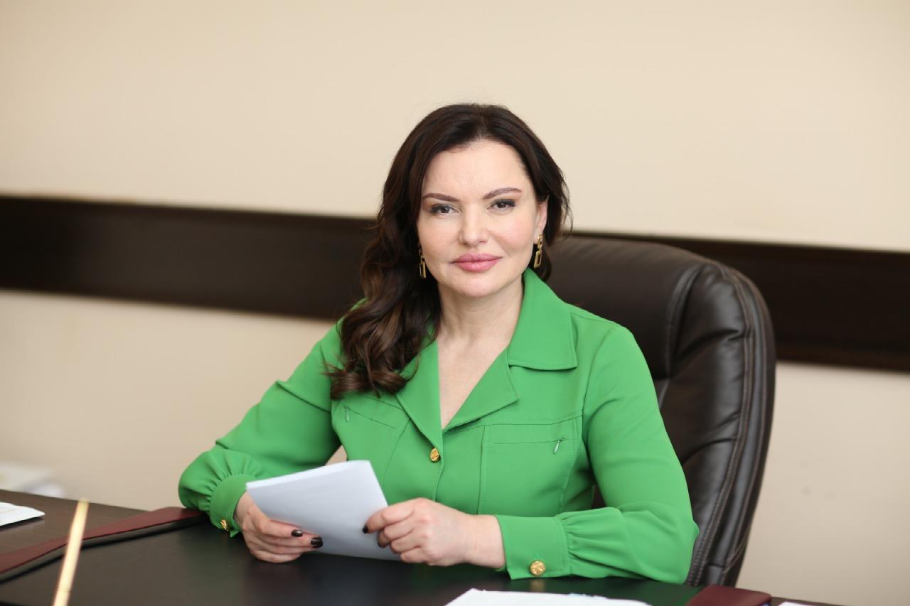 Зумруд Бучаева: «Новые меры поддержки семей с детьми актуальны и важны для дагестанцев»